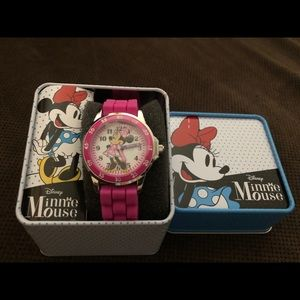 Mini Mouse Watch